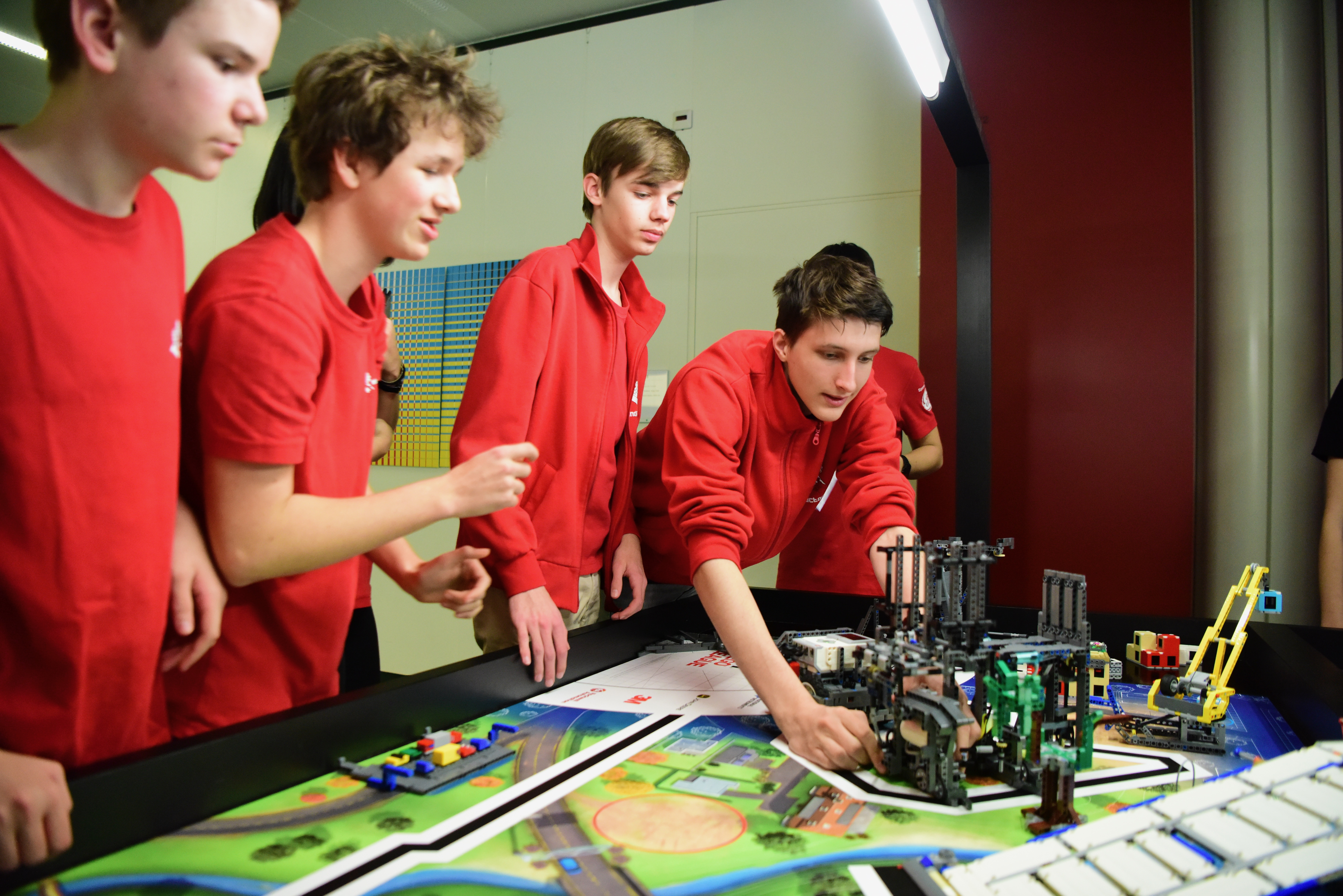 FLL Semi Final Schweiz